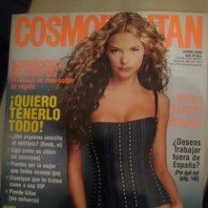 Coleccionismo de Revistas y Periódicos: COSMOPOLITAN - JUNIO 2000 --REFSAMUMEESES1CE. Lote 58427924