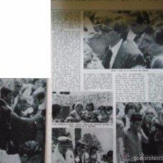Coleccionismo de Revistas y Periódicos: RECORTE FOFO LOS PAYASOS DE LA TELE. Lote 183867791