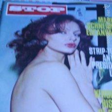 Coleccionismo de Revistas y Periódicos: AGATA LYS MARIA SCHNEIDER LONE FLEMING NADIUSKA AFRICA PRATT DESTAPE 1976. Lote 58436144