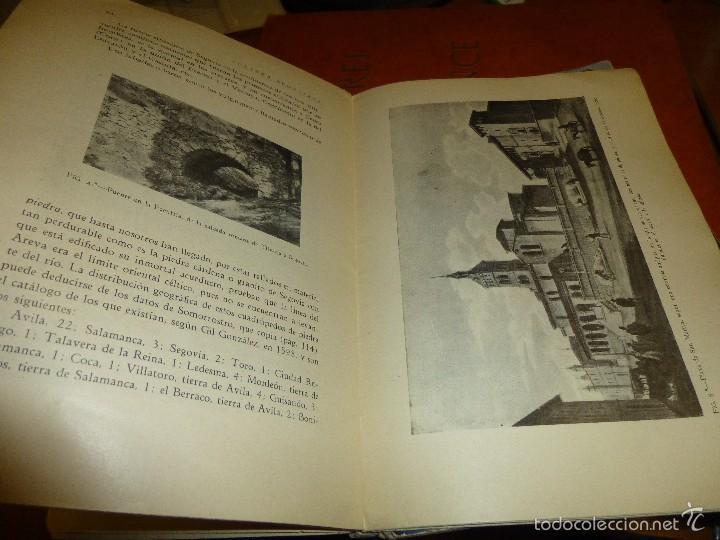 Coleccionismo de Revistas y Periódicos: cultura segoviana, numeros 1 - 3 - 4 - 5 - 6 - 7 del año 1932 - Foto 4 - 58439226