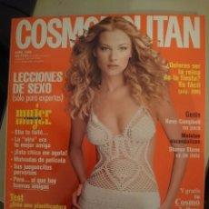 Coleccionismo de Revistas y Periódicos: COSMOPOLITAN - ABRIL 2000 --REFSAMUMEESES1CE. Lote 58442431