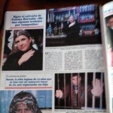 Coleccionismo de Revistas y Periódicos: RECORTE PALOMA HURTADO. Lote 58516485
