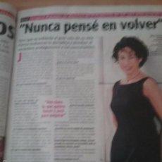 Coleccionismo de Revistas y Periódicos: RECORTE NINA. Lote 58563737