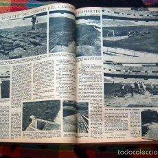 Coleccionismo de Revistas y Periódicos: TOMO REVISTAS SEMANA 1956 / REVISTA ENCUADERNADA / DEPORTES, SOCIEDAD, FUTBOL, FAMOSOS, SUCESOS... Lote 58566214