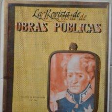 Coleccionismo de Revistas y Periódicos: LA REVISTA DE OBRAS PÚBLICAS, Nº 2997. ENERO DE 1965. Lote 58580248