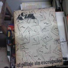 Coleccionismo de Revistas y Periódicos: REVISTA,LA LUNA DE MADRID,NUMERO 44,JUNIO 1987,MOVIDA MADRILEÑA. Lote 58592251