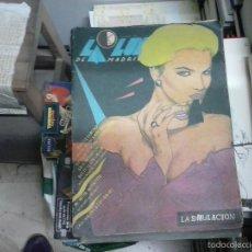 Coleccionismo de Revistas y Periódicos: REVISTA,LA LUNA DE MADRID,NUMERO 13,DICIEMBRE 1984,MOVIDA MADRILEÑA. Lote 58592356