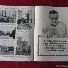 Coleccionismo de Revistas y Periódicos: REVISTA MUNDO GRÁFICO 28/10/1925. Lote 58673889
