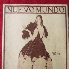 Coleccionismo de Revistas y Periódicos: REVISTA NUEVO MUNDO 25/4/1924. Lote 58674113