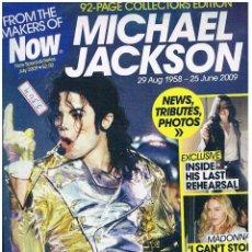 Coleccionismo de Revistas y Periódicos: REVISTA MICHAEL JACKSON. Lote 58689405
