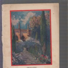 Coleccionismo de Revistas y Periódicos: REVISTA BLANCO Y NEGRO Nº 1874 ABRIL 1927. Lote 58745052