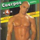Coleccionismo de Revistas y Periódicos: CUERPOS Nº 4 - REVISTA GAY AÑOS 90. Lote 165524682