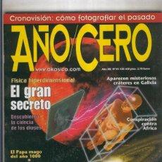 Coleccionismo de Revistas y Periódicos: AO CERO NUMERO 126. Lote 59040791