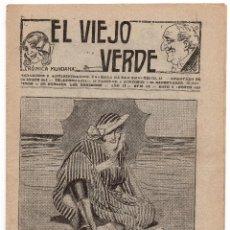 Coleccionismo de Revistas y Periódicos: EL VIEJO VERDE - AÑO II - NUMERO 58. Lote 59163550