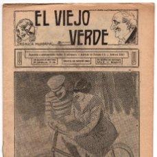 Coleccionismo de Revistas y Periódicos: EL VIEJO VERDE - AÑO I - NUMERO 9. Lote 59164450