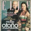 Coleccionismo de Revistas y Periódicos: REVISTA ELLE Nº 156 SEPTIEMBRE 1999 PORTADA: AITANA Y J.P. GAULTIER. Lote 59545783