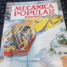Coleccionismo de Revistas y Periódicos: REVISTA MECANICA POPULAR FEBRERO 1950. Lote 59584643