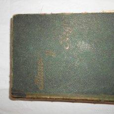 Coleccionismo de Revistas y Periódicos: REVISTA BLANCO Y NEGRO ENCUADERNADA AÑO 1927.. Lote 59685607