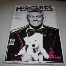 Coleccionismo de Revistas y Periódicos: HERCULES ISSUE 06 - PEDRO ALMODOVAR - PENELOPE CRUZ - ALASKA - ETC... (VER FOTOS). Lote 59754440