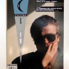 Coleccionismo de Revistas y Periódicos: CULTURA, REVISTA NÚM 19 - ÀNGEL JOVÉ, CATERINA ALBERT, JAMES JOYCE, EUGENI D'ORS, ETC.. Lote 59840328