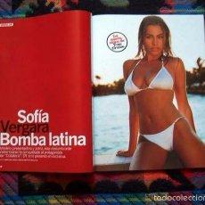 Coleccionismo de Revistas y Periódicos - Revista DT / SOFIA VERGARA, MARTA TORNE, HOLLY McGUIRE, STAR WARS, BRAD PITT ++ - 60063603