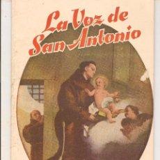 Coleccionismo de Revistas y Periódicos: LA VOZ DE SAN ANTONIO. 1958. (Z8). Lote 60079235