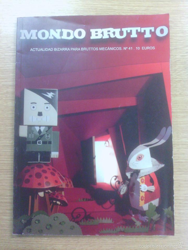 MONDO BRUTTO #41 (Coleccionismo - Revistas y Periódicos Modernos (a partir de 1.940) - Otros)
