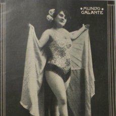 Coleccionismo de Revistas y Periódicos: PERIÓDICO 1914 MUNDO GALANTE Nº 78. Lote 60139783