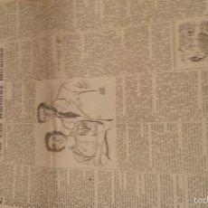 Coleccionismo de Revistas y Periódicos: SEMANARIO NACIONAL .. DOMINGO .. 10 ABRIL 1960. Lote 60146139