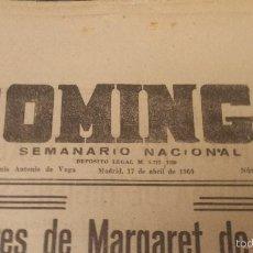 Coleccionismo de Revistas y Periódicos: SEMANARIO NACIONAL .. DOMINGO .. 17 ABRIL1960. Lote 60146231