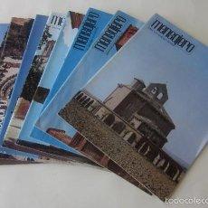 Coleccionismo de Revistas y Periódicos: 8 REVISTAS EL MENSAJERO - AÑO 1976. Lote 60172175