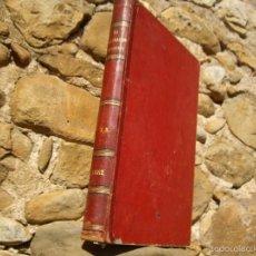 Coleccionismo de Revistas y Periódicos: LA ILUSTRACIÓN ARTÍSTICA AÑO 1882, TOMO I, AÑO I , DEL Nº 1 AL 52 CON DESPLEGABLES. Lote 60360291