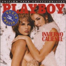 Coleccionismo de Revistas y Periódicos: PLAYBOY EDICIÓN COLECCIONISTA, INVIERNO CALIENTE, AÑO 2000, Nº 40. Lote 60434807