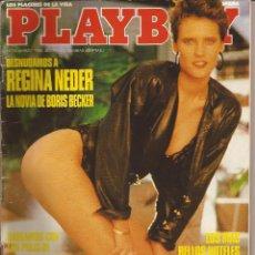 Coleccionismo de Revistas y Periódicos: PLAYBOY ESPAÑA, AÑO 1988 Nº III. Lote 60440331