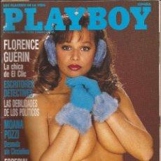 Coleccionismo de Revistas y Periódicos: PLAYBOY ESPAÑA, AÑO 1990 Nº 142. Lote 60441363
