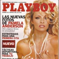 Coleccionismo de Revistas y Periódicos: PLAYBOY ESPAÑA, PAMELA ANDERSON, AÑO 1999 Nº 242. Lote 180499193