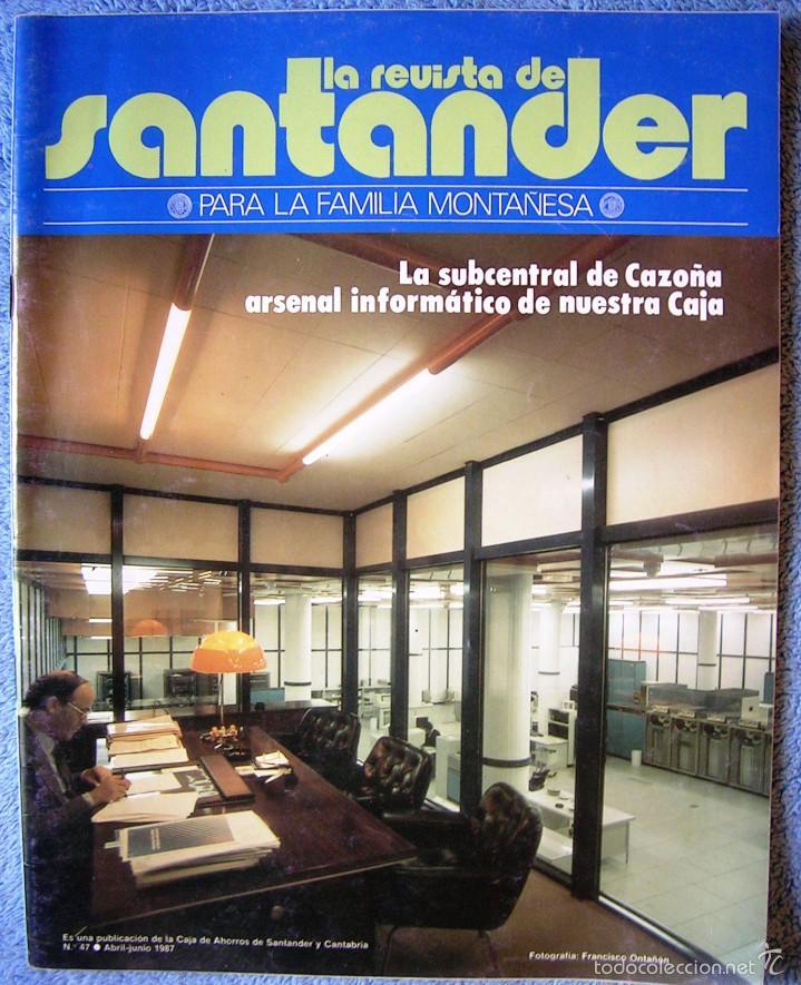 la revista de santander -abril87- victor frankl - Comprar Otras ...