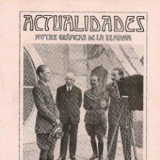 Coleccionismo de Revistas y Periódicos: * ESCUTISMO * SCOUTS * EL PRINCIPE DE ASTURIAS, INSIGNIA DE EXPLORADORES - 1925. Lote 108805674