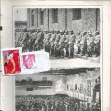 Coleccionismo de Revistas y Periódicos: BYN ABR 1923. Nº 1664.VALLADOLID ACADEMIA CABALLERIA.JUAN C CEBRIAN UNIVERSIDAD CENTRAL.ATENEO MADRI. Lote 60815191