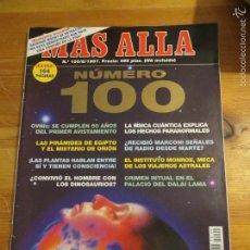 Coleccionismo de Revistas y Periódicos: REVISTA MAS ALLA NUMERO 100 1997 ESPECIAL NUMERO 100. Lote 60853719