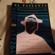 Coleccionismo de Revistas y Periódicos: EL PASEANTE, PROCESOS, NUMERO 8 1988.. Lote 60878351