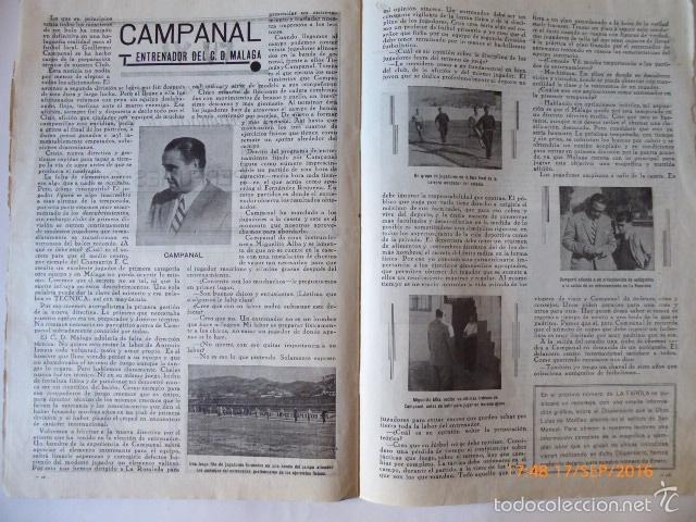 Coleccionismo de Revistas y Periódicos: malaga revista, la farola.grafica local. - Foto 4 - 61009215