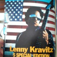 Coleccionismo de Revistas y Periódicos: RECORTE JAPON LENNY KRAVITZ. Lote 61228783