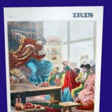 Coleccionismo de Revistas y Periódicos: CIUDADES ESPAÑOLAS \ LAS SOMBRILLAS - IRIS - REVISTA SEMANAL ILUSTRADA Nº 209 - 9 MAYO 1903. Lote 61239567