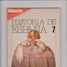Coleccionismo de Revistas y Periódicos: HISTORIA - EXTRA XIX - DE FELIPE III A CARLOS II - ESPLENDOR Y DECADENCIA. Lote 61493863