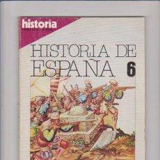 Coleccionismo de Revistas y Periódicos: HISTORIA - EXTRA XVIII - CARLOS V Y FELIPE II - LA FORJA DEL IMPERIO. Lote 61493967