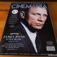 Coleccionismo de Revistas y Periódicos: NÚMERO ESPECIAL 20 AÑOS: CINEMANIA.. Lote 61535412