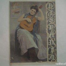Coleccionismo de Revistas y Periódicos: REVISTA MODERNISTA HISPANIA 29.ABRIL 1900. HERMENEGILDO MIRALLES.MUY ILUSTRADA. Lote 61580180