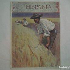 Coleccionismo de Revistas y Periódicos: REVISTA MODERNISTA HISPANIA 11. JULIO 1899.HERMENEGILDO MIRALLES.MUY ILUSTRADA. Lote 61581536