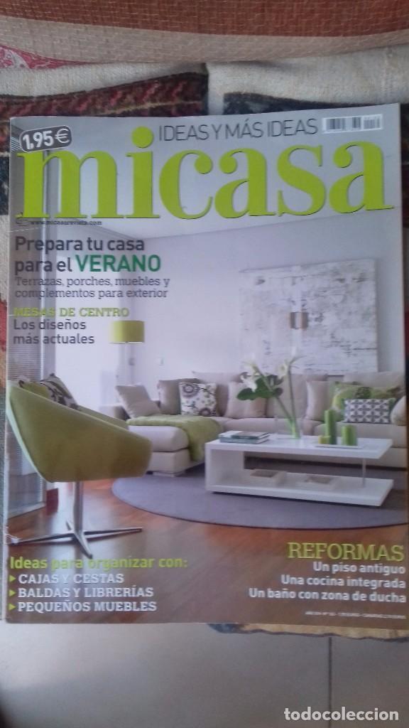 Revista Mi Casa Numero 163 Micasa